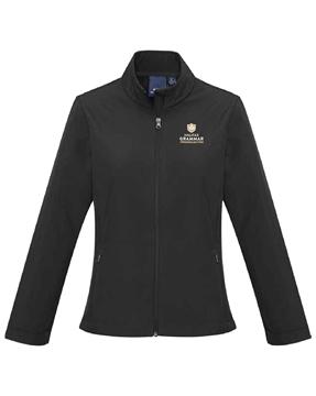 Picture of HGS Athletics Ladies Apex Jacket (Black)