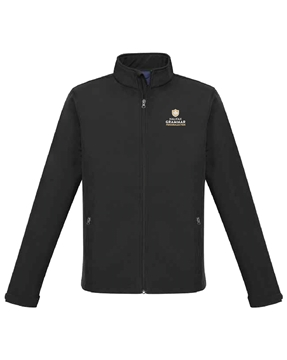 Picture of HGS Athletics Mens Apex Jacket (Black)