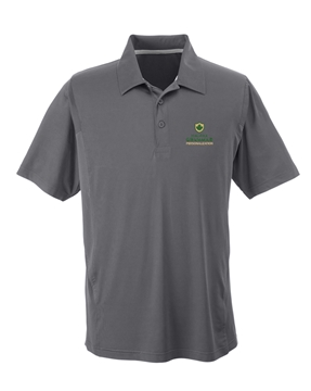 Picture of HGS Athletics Mens Performance Polo (Grey)