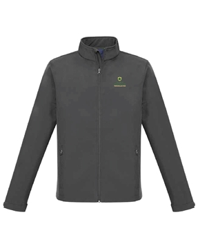 Picture of HGS Athletics Mens Apex Jacket (Grey)