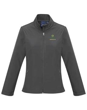 Picture of HGS Athletics Ladies Apex Jacket (Grey)