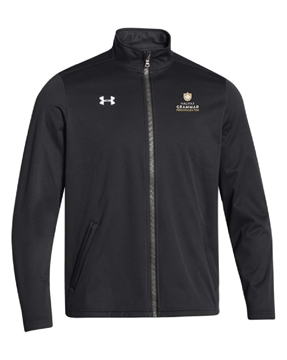 Picture of HGS Athletics UA Mens Soft Shell Jacket (Black)
