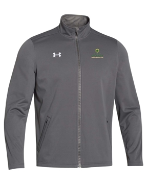 Picture of HGS Athletics UA Mens Soft Shell Jacket (Grey)