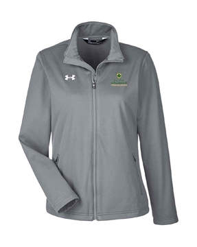 Picture of HGS Athletics UA Ladies Soft Shell Jacket (Grey)