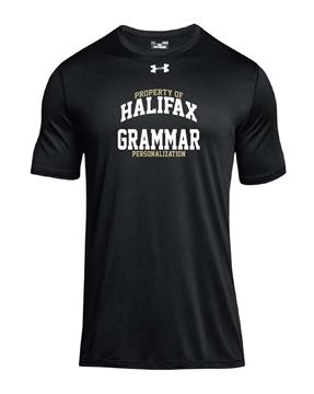 Picture of HGS Athletics Mens UA Performance T-Shirt (Black)