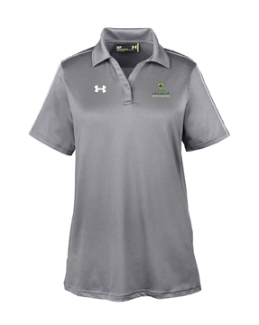 Picture of HGS Athletics Ladies UA Tech Polo (Grey)
